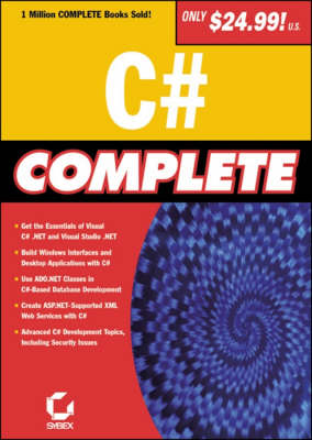 C# Complete (Paperback)