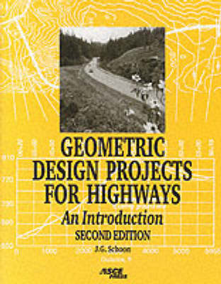 Geometric Design Projects for Highways (Paperback)