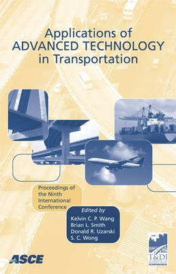 Applications of Advanced Technology in Transportation (Paperback)