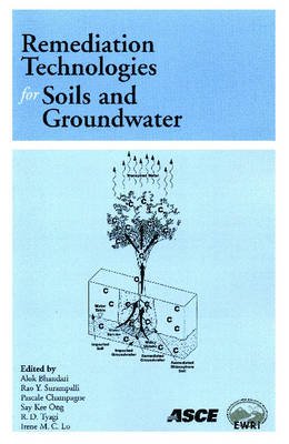 Remediation Technologies for Soils and Groundwater (Paperback)
