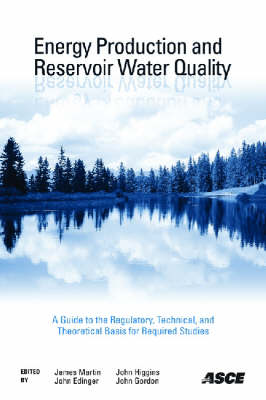 Energy Production and Reservoir Water Quality (Paperback)