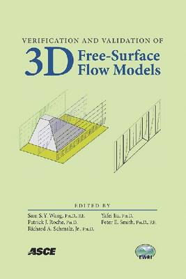 Verification and Validation of 3D Free-surface Flow Models (Paperback)