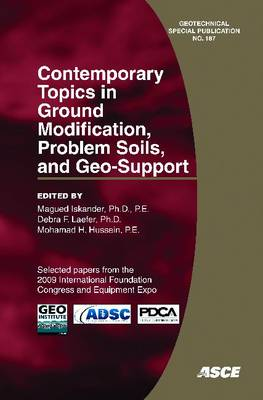 Contemporary Topics in Ground Modification, Problem Soils, and Geo-support (Paperback)