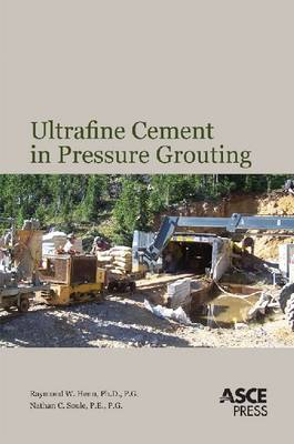 Ultrafine Cement in Pressure Grouting (Paperback)