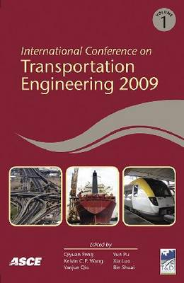 International Conference on Transportation Engineering (Paperback)
