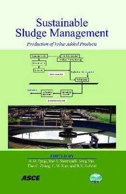 Sustainable Sludge Management: Production of Value Added Products (Paperback)