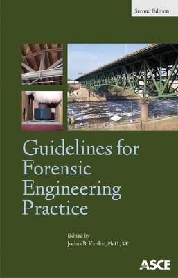 Guidelines for Forensic Engineering Practice (Paperback)