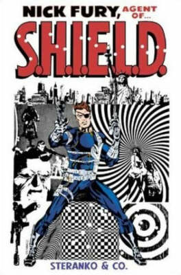 Nick Fury, Agent Of S.h.i.e.l.d. (Paperback)