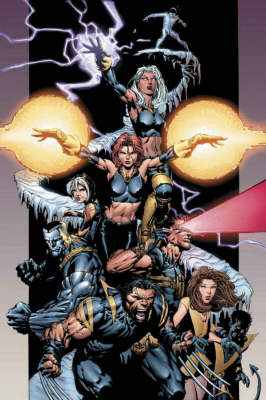 Ultimate X-men Vol.8: New Mutants (Paperback)