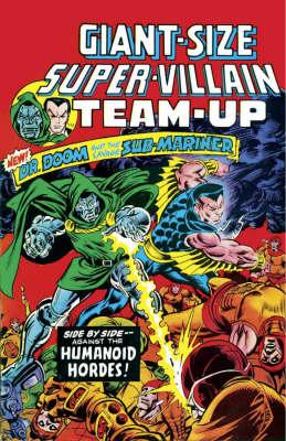 Essential Super-Villain Team-Up Tpb (Paperback)