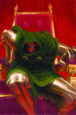 Fantastic Four: Books Of Doom (Paperback)