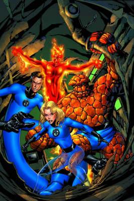 Fantastic Four: Vol. 1 - Graphic Novel Pb (Paperback)