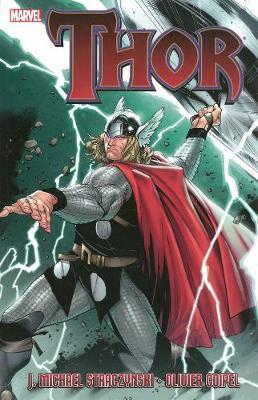 Thor By J. Michael Straczynski Vol.1 (Paperback)