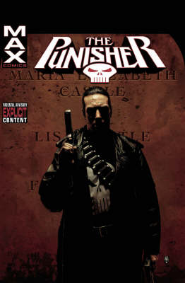 Punisher Max Vol.4: Up Is Down And Black Is White (Paperback)