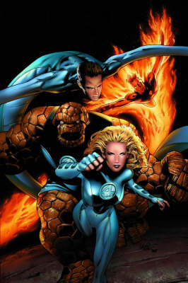 Ultimate Fantastic Four Vol.5: Crossover (Paperback)