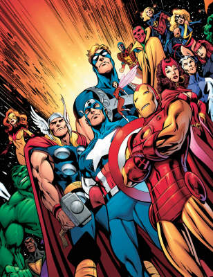 Avengers: Above and Beyond (Paperback)