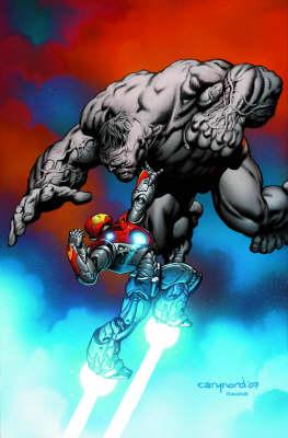 Ultimate Hulk Vs Iron Man: Ultimate Human - Premiere (Hardback)