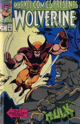 Marvel Comics Presents: Wolverine Vol.3 (Paperback)