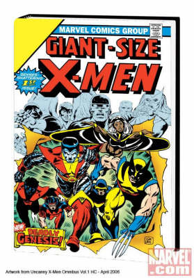 Uncanny X-Men: Omnibus Vol. 1 - Omnibus (Hardback)