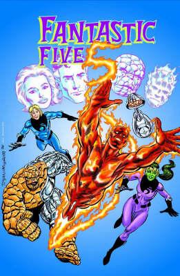Spider-girl Presents Fantastic Five: In Search Of Doom - Digest (Paperback)