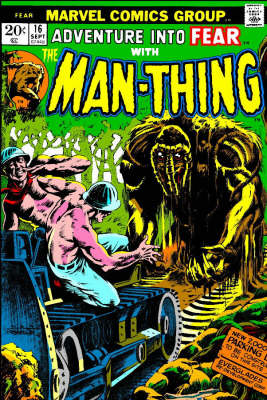 Essential Man-thing Vol.1 - Essential (Paperback)