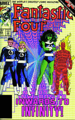 Fantastic Four Visionaries: John Byrne Vol.6 (Paperback)