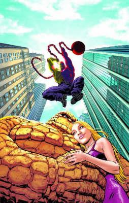 Marvel Adventures Fantastic Four Vol.5: All 4 One, 4 For All - Digest (Paperback)