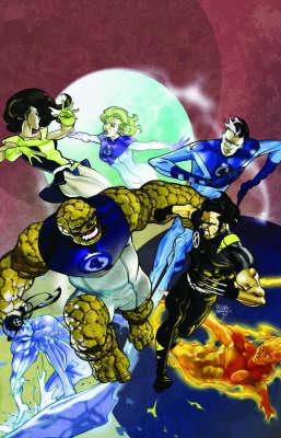 Ultimate X-men Fantastic Four (Paperback)