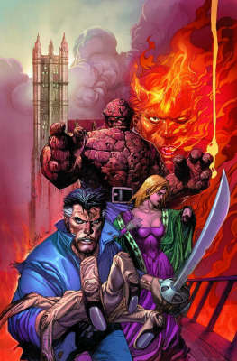 Marvel 1602: Fantastick Four: Marvel 1602: Fantastick Four Fantastick Four (Paperback)