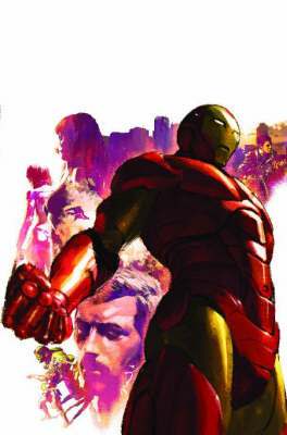 Iron Man: Director Of S.h.i.e.l.d (Paperback)