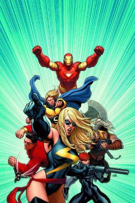 Mighty Avengers: Ultron Initiative Vol. 1 - Premiere (Hardback)