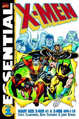 Essential X-men Vol.1 - Essential (Paperback)