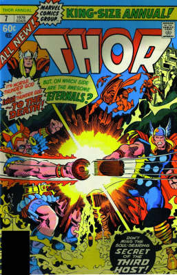 Thor: The Eternals Saga Vol.1 (Paperback)