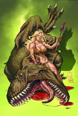 Shanna, The She Devil: Survival Of The Fittest: Survival of the Fittest - Graphic Novel Pb (Paperback)