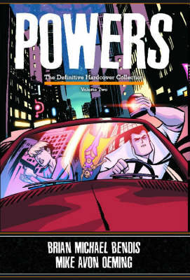 Powers: The Definitive Collection Vol.2 (Hardback)