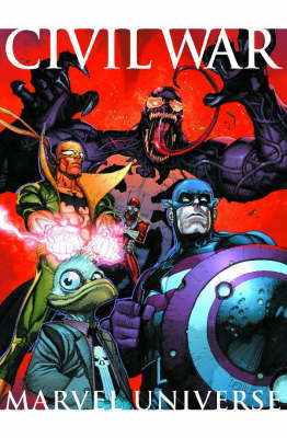 Civil War: Marvel Universe (Paperback)