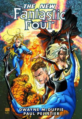 Fantastic Four: The New Fantastic Four (Paperback)