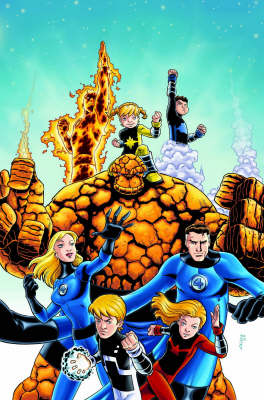 Fantastic Four And Power Pack: Favorite Son - Digest (Paperback)
