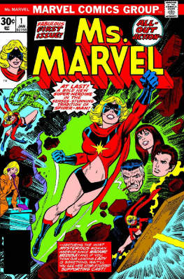 Essential Ms. Marvel Vol.1 - Essential (Paperback)