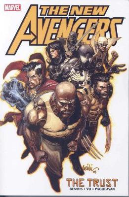 New Avengers Vol.7: The Trust (Paperback)