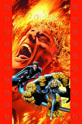 Ultimate Fantastic Four Vol.3 (Hardback)