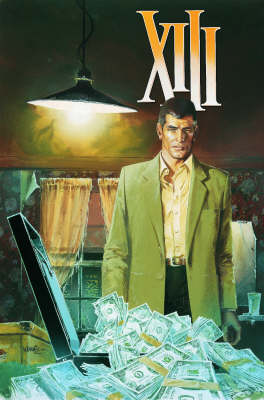 Xiii Vol.1: The Day Of The Black Sun (Paperback)