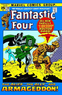 Essential Fantastic Four Vol.6 (Paperback)