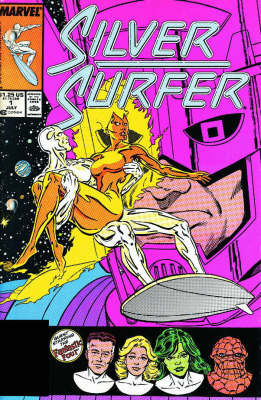 Essential Silver Surfer Vol.2 - Essential (Paperback)