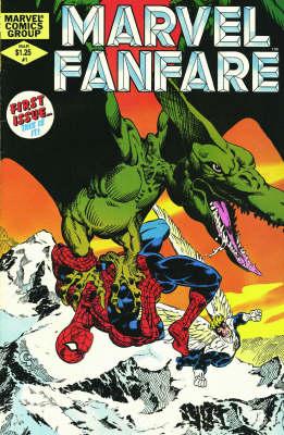 Marvel Fanfare: Strange Tales (Paperback)