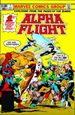 Alpha Flight Classic Vol.1 (Paperback)