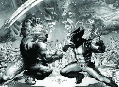 Wolverine: Evolution Black and White - Premiere (Hardback)