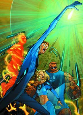 Ultimate Fantastic Four Vol.4 (Hardback)