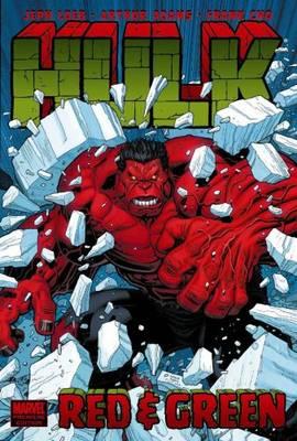 Hulk: Red and Green Vol. 2 - Premiere (Hardback)