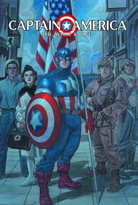 Captain America: Red, White & Blue - Graphic Novel Pb (Paperback)